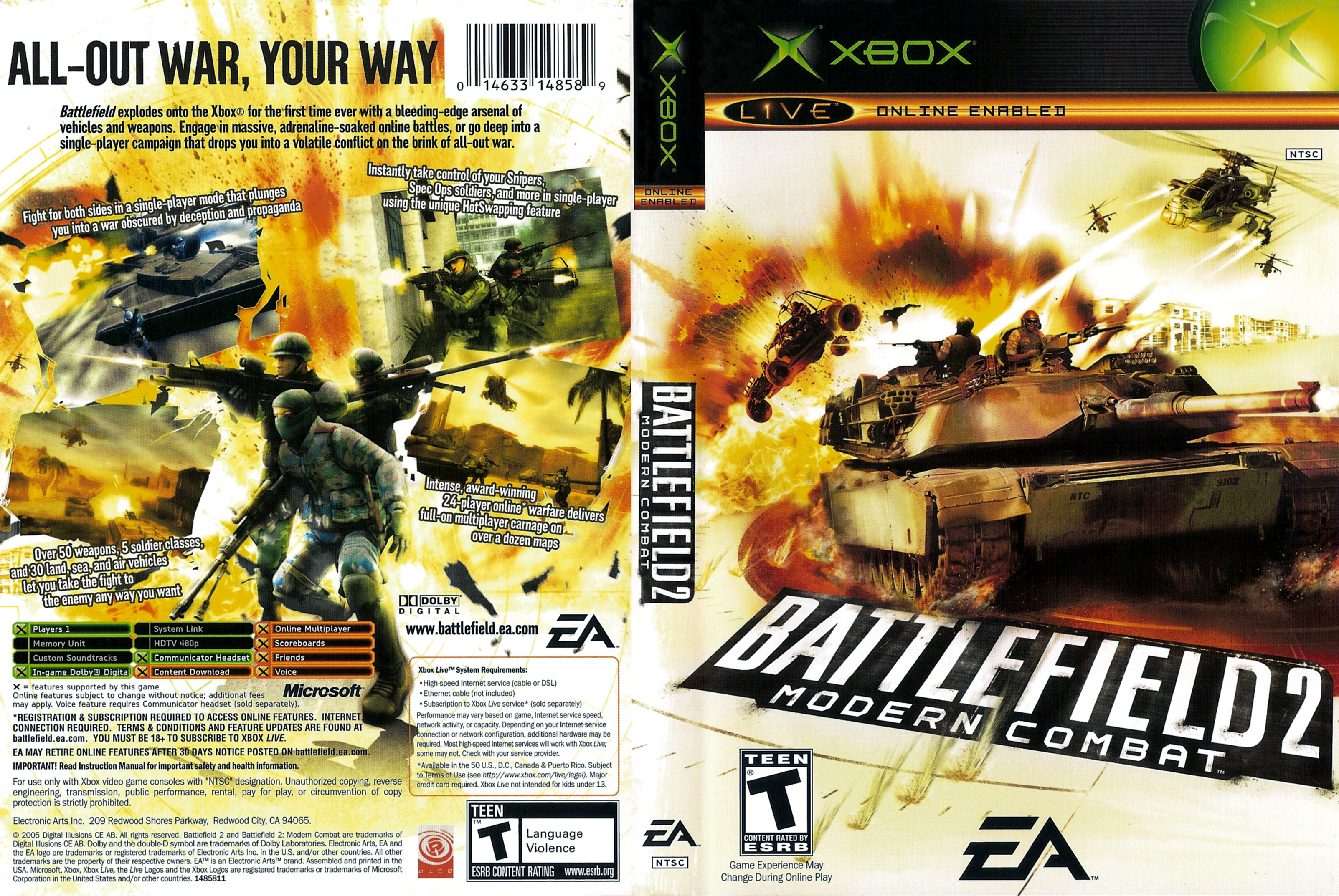 Microsoft Xbox Lista De Juegos Y Hardware